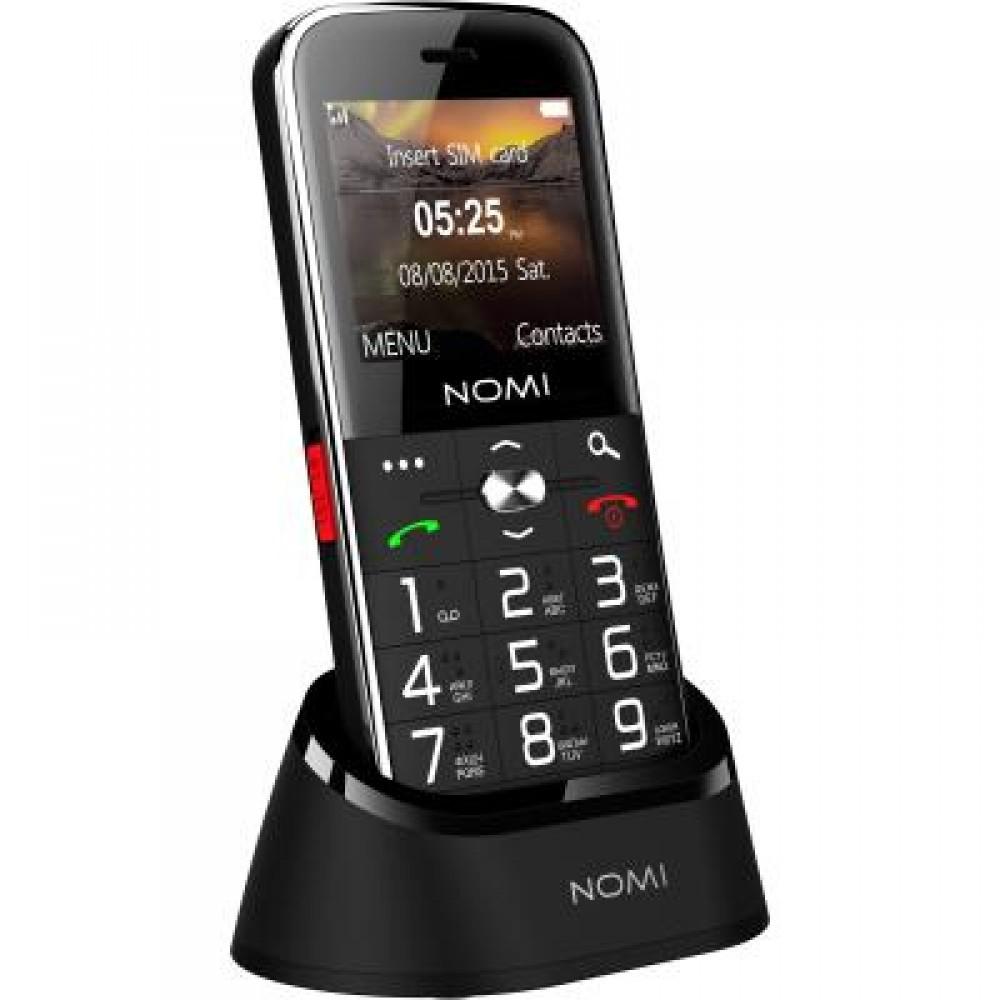 Мобильний телефон Nomi i220 Black